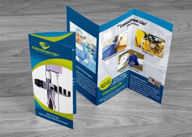 brochure design medical - by Insite Media Design