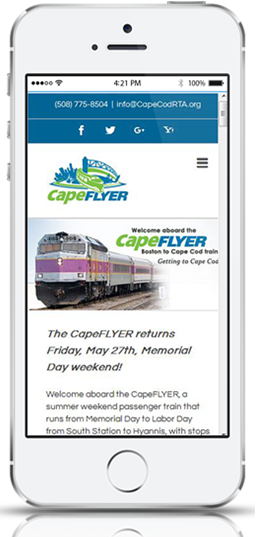 Responsive Website Designer Cape Cod - Wordpress and ECommerce